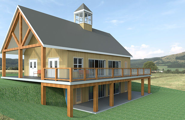 Project 2 – Camp Garagona – Construction of a new Arts Barn