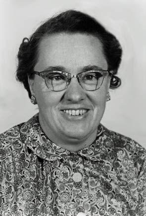 Doris Mildred Parsons
