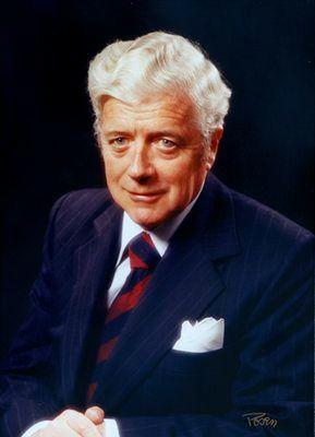 Dr John A. Bryant, ancien président de la Fondation Butters