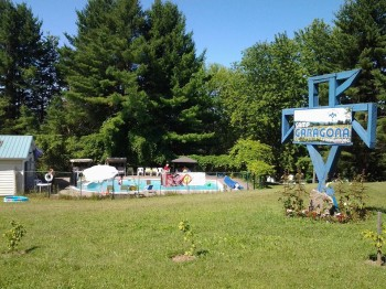 Garagona pool